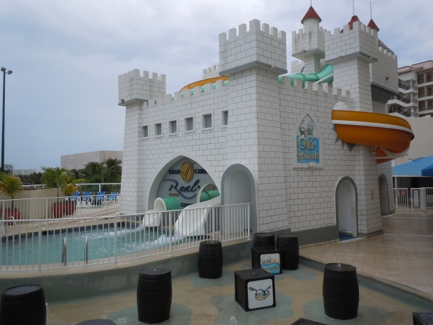 Gran Caribe Real Castle Slide