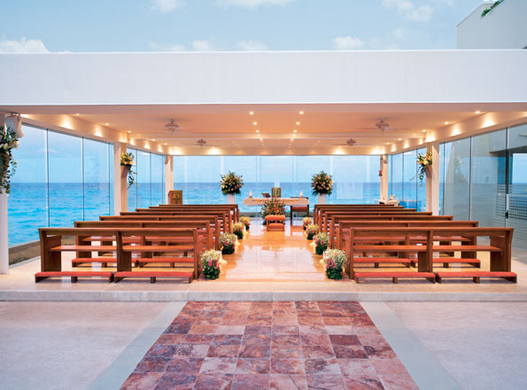 Oceanfront Chapel Our Lady of Guadalupe - Gran Caribe Real pic2